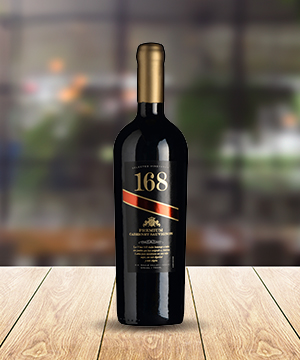 马莱山谷168家族珍藏干红葡萄酒