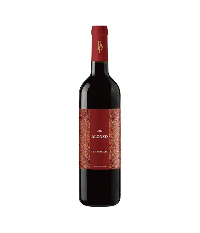 精品阿隆索干红葡萄酒2017