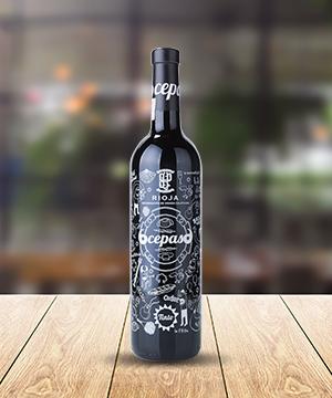 里奥贝丽佳干红葡萄酒