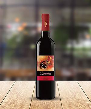 精品古曼多干红葡萄酒2017