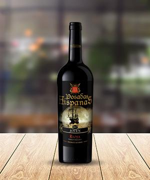 皇家丹彼爾海盜干紅葡萄酒2017