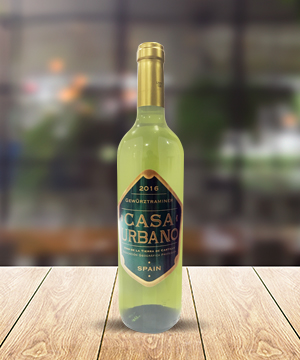 卡萨莊园琼瑶浆干白葡萄酒2016(随年份更新)