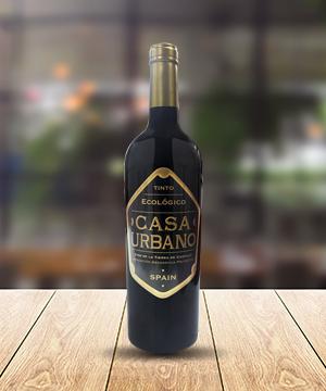 卡薩莊園有機干紅葡萄酒2016(隨年份更新)